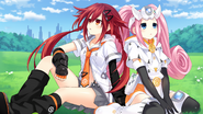 Uzume and Dreamcast