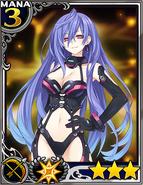NNC-Iris Heart card