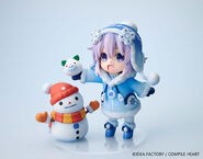 Christmas Neptune Figure (Vertex) 2