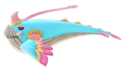 Ice WhaleSide