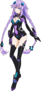 HDN The Animation Purple Heart