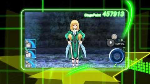 Hyperdimension Neptunia™ Producing Perfection Vert Trailer