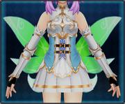 Fairy Feathers (Green) 4GO