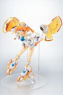 Orange Heart Figure