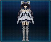 Black Knight Uniform (White) 4GO
