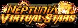 Neptunia Virtual Stars Logo