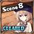 MegaTagmension Blanc Neptune VS Zombies - Trophy - Fiery Transfer Student