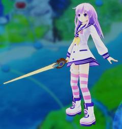 Plasma Sword VII