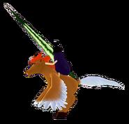 Eggplant RiderSide