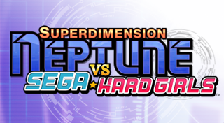 Superdimension Neptune VS Sega Hard Girls - Trophy - Icon