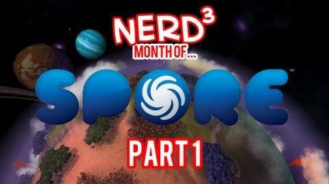 Nerd³'s Month of... Spore - Part 1