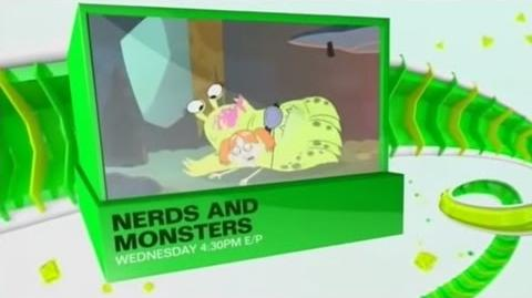 YTV (2014) - The Zone Nerds and Monsters Promo