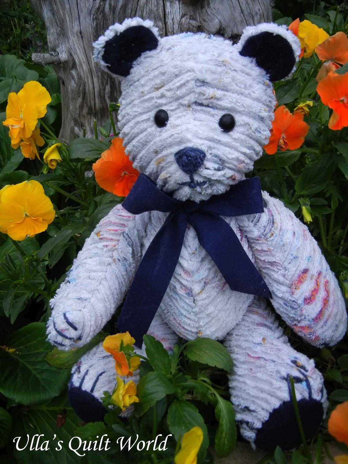 Teddy Bear Sewing Pattern (Ulla)   Nerdy Rabbit Wiki   FANDOM