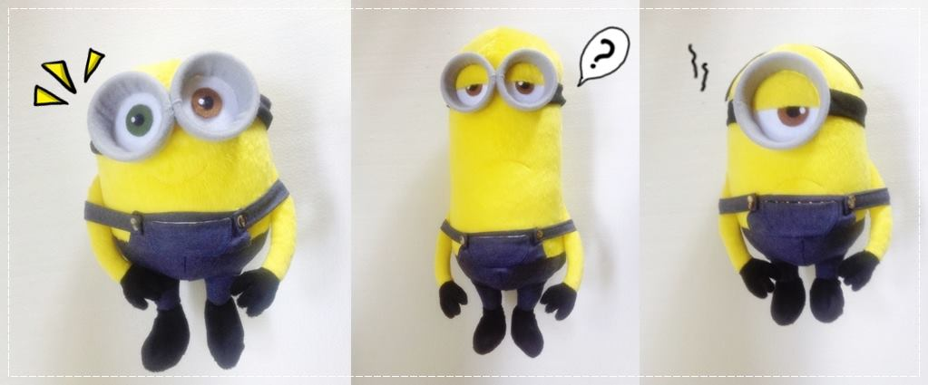 Minion Plushie Sewing Pattern (CatCookCraft) | Nerdy Rabbit Wiki ...