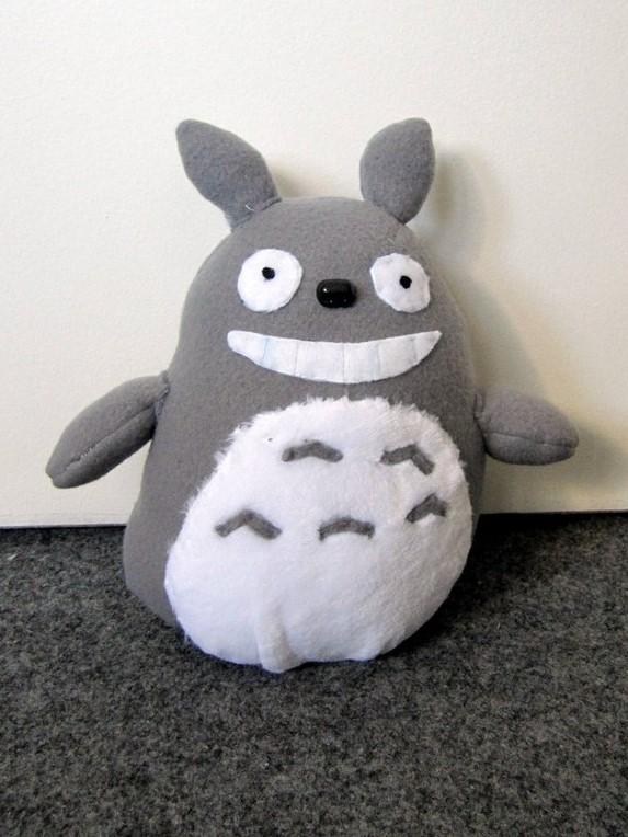 Totoro Plushie Sewing Pattern Para Saurolophus Nerdy Rabbit Wiki