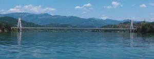 Jablanicko jezero 1