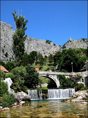 Stari most na Bistrici 28352914