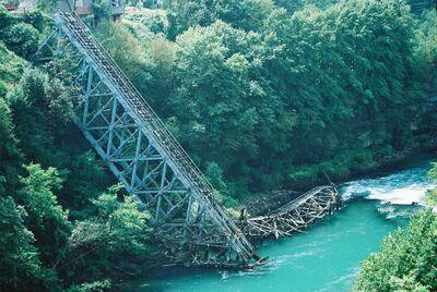 Neretva most Jablanica