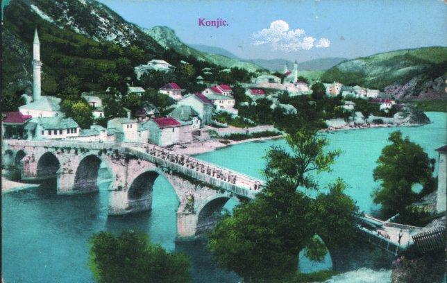 Image Konjic I Cuprija 2 4 49 Konjic Karta 644 Jpg Neretva