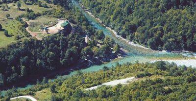 Sastavci Pive i Tare – Confluence of Tara and Piva River – Drina River (Šcepan Polje – Bastasi)