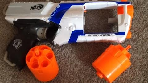 Mod Strongarm Drop Barrel