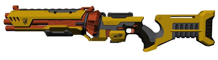 Ultimate List of NERF Guns | Nerf Alien Menace Incisor