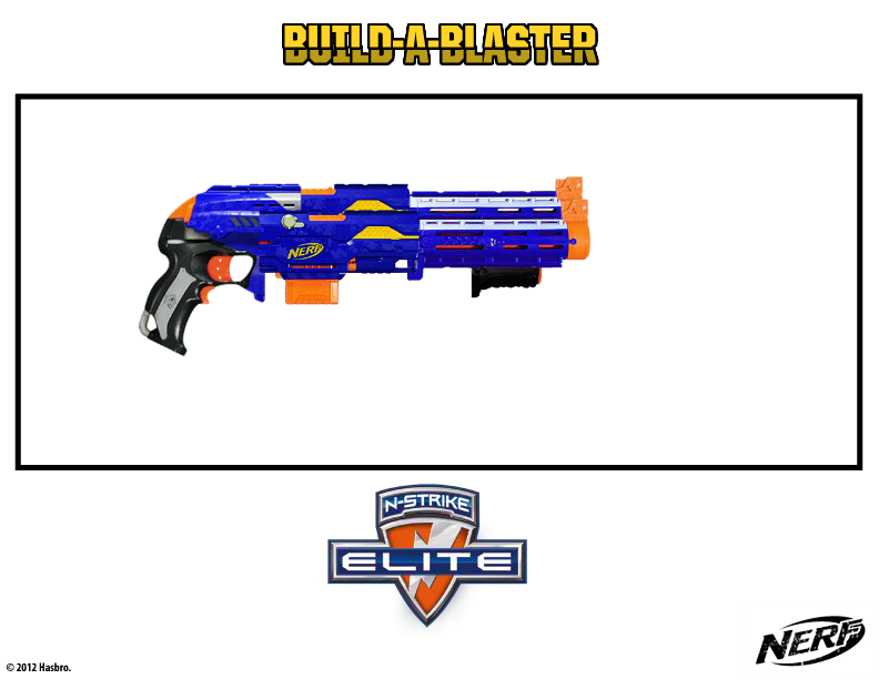 If Nerf Hired You To Design Blasters Nerf Wiki Fandom Powered By
