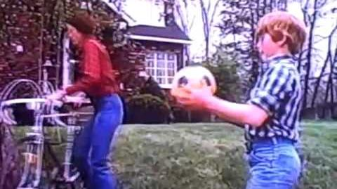 1979 Parker Brothers Nerf Soccer Ball TV commercial