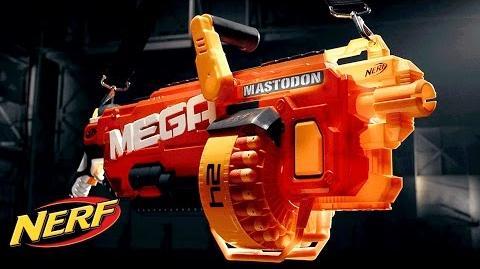 NERF - 'Mega Mastodon Blaster' Official T.V. Spot