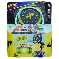 Nerf Dude Perfect Mini PerfectShot Hoop Package