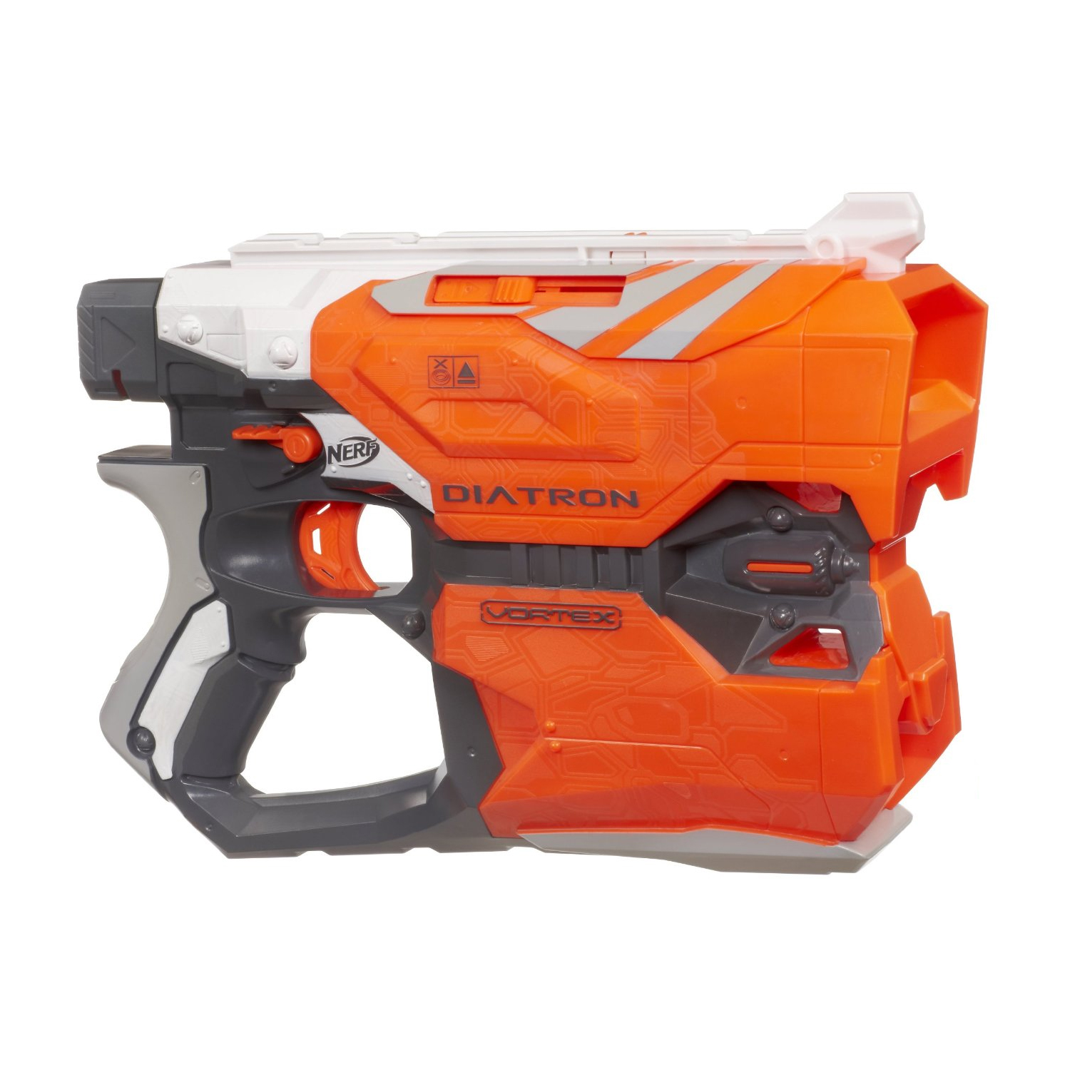 Get Quotations · Nerf Vortex Diatron Blaster
