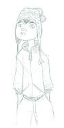Komodo sketch 5