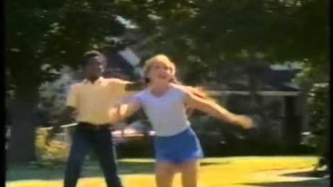 1983 commercials Nerf Boomerang.