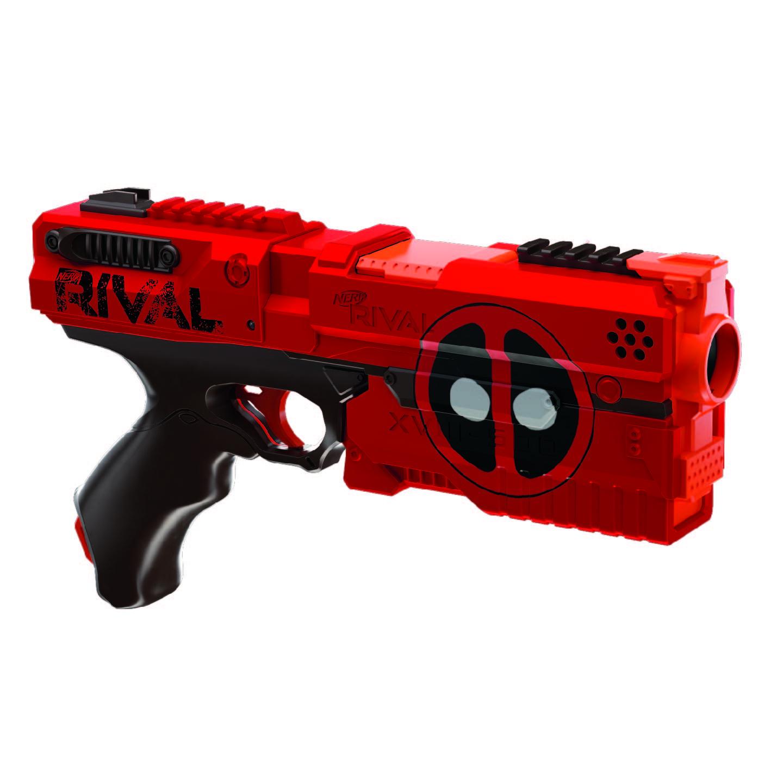 Nerf Rival Deadpool Kronos XVII 500 Blaster 2