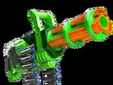 Scorpion Motorized Automatic Gatling Blaster