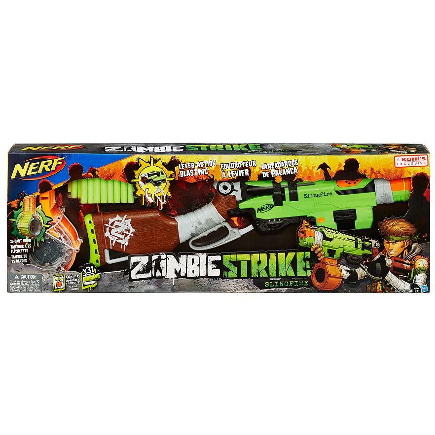 Nerf N Strike Mega Mastodon Blaster Zoom