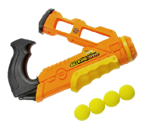 Ball blaster : Snappy nails broomfield