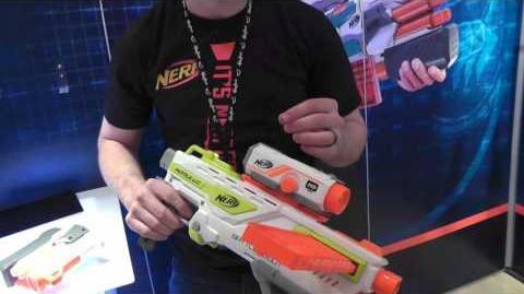 Nerf N-Strike Modulus Battlescout ICS-10 Blaster