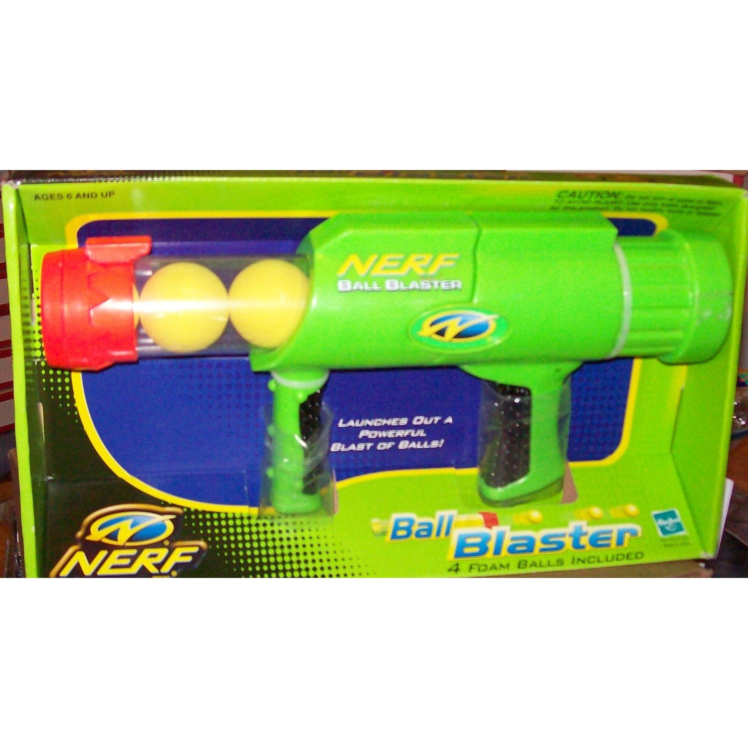 Ball Blaster (Nerf) | Nerf Wiki | FANDOM powered by Wikia