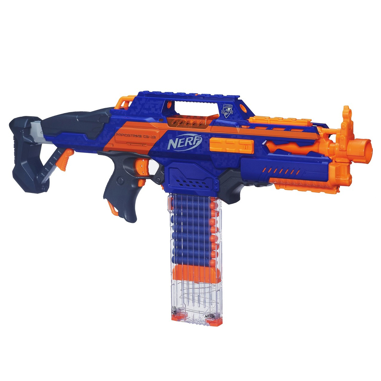 RapidStrike CS-18 | Nerf Wiki | FANDOM powered by Wikia