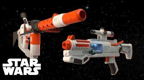Star Wars - 'NERF Glowstrike Blasters' Official TV Commercial