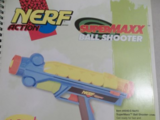 SuperMAXX Ball Shooter