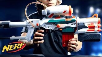NERF Modulous - 'Tri-Strike Blaster' Behind the Blaster