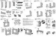 Instruction blaster rack