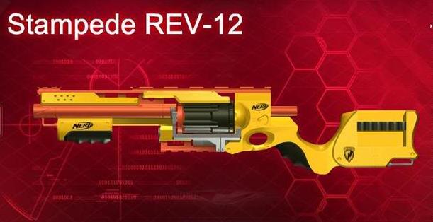 Stampede REV-12