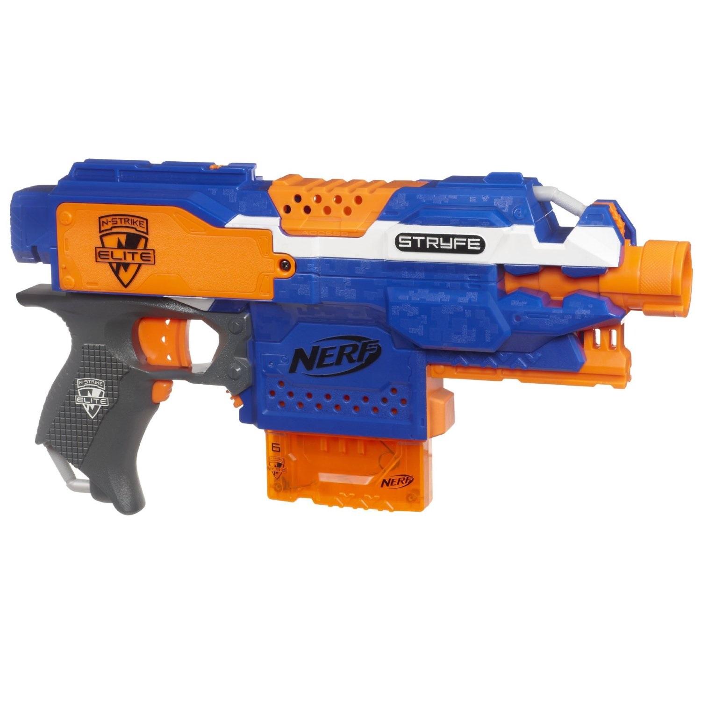 Accessories Nerf N-Strike Elite Stryfe CQ-10 Toy Guns