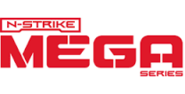 N-strike elite mega logo