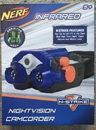 Nightvision camcorder elite