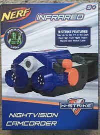 Nightvision camcorder elite