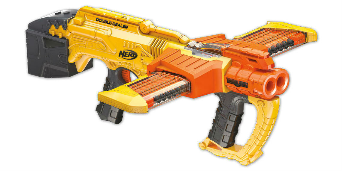 The Best Thing About Nerf's Modular Dart Gun Is Buying Parts on Amazon .